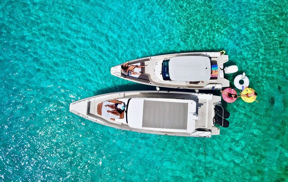 Private boat rentals